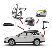 All Yakima products: car racks and accessories